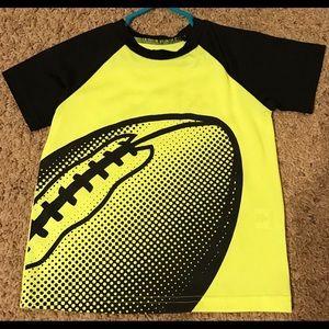 Football 🏈 T-shirt   Size 2T