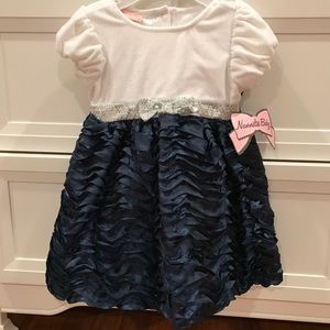 Nannette Other - Nannette Baby Girl Dress and bloomers 6-9m