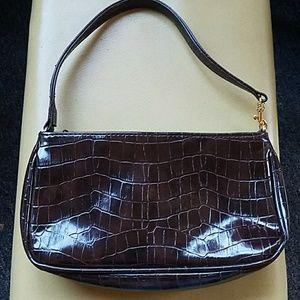 👸👜 small brown purse