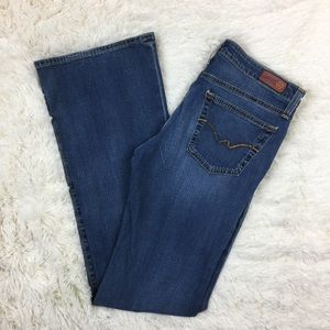 AG Adriano Goldschmied Denim - AG Adriano Goldschmied The Angel Bootcut Jeans