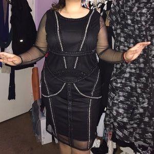 Eloquii Dresses & Skirts - Studio Pearl Embellished Dress