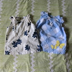 Other - Bundle of two cotton sundresses/tunics