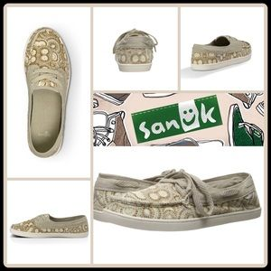 Sanuk Shoes - JUST IN 🆕 'PAIR O SAIL' CANVAS BOAT SHOE