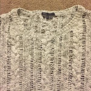 Vince Grey Summer Sweater - Small