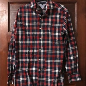 Tommy Hilfiger Other - Tommy Hilfiger Plaid Button Down Shirt