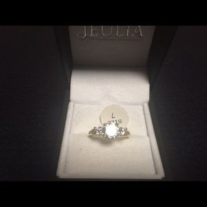 Julius Jewelry - Beautiful YGP Engagement Ring REDUCED TODAY
