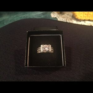 Accessory Collective Jewelry - Beautiful Diamonique Ring REDUCED TODAY