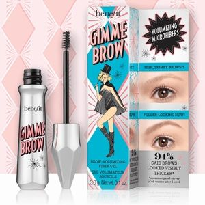 Benefit Other - NWT Gimme Brow Volumizing Brow Gel in 01-Light