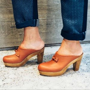 Rachel Comey Shoes - Rachel Comey - Beaufort clogs