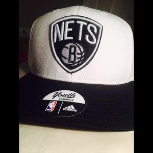 Youth Brooklyn Nets snapback