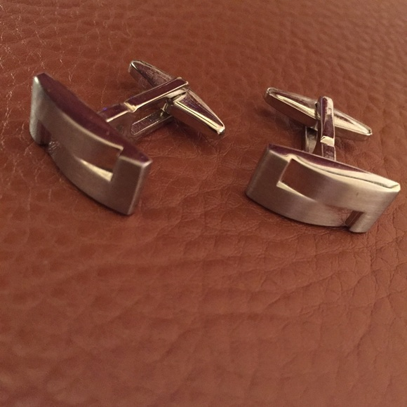 Accessories - Modern Art Deco cuff links.
