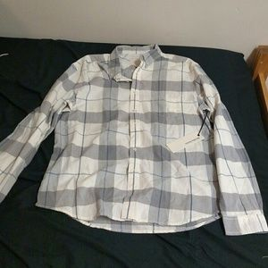 Life After Denim Other - NWT Life/After/Denim Large Plaid Shirt