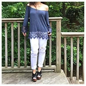 Tops - 🆕 made in Italy off the shoulder tunic