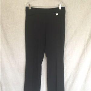 pants grey slip on dre...