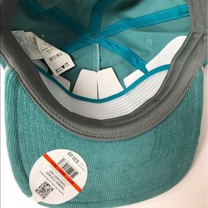 ceb454fbcfa Patagonia Accessories - New Patagonia Framed Fitz Roy Corduroy Hat Blue