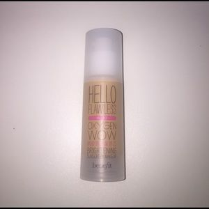 Benefit Other - Benefit hello flawless oxygen wow foundation