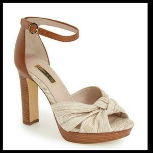 louise et cie Shoes - NIB Louise et Cie Platform Sandals