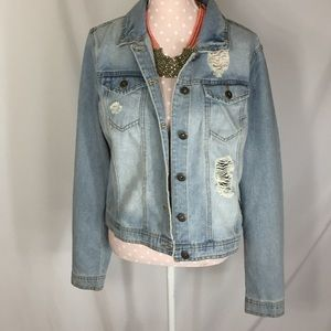 Highway Jeans Jackets & Blazers - Highway Jeans Jacket Size XL