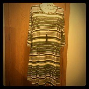 Krush Dresses & Skirts - Krush NWT Plus size dress