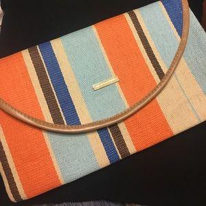 fullah sugah Handbags - Colorful clutch! BRAND NEW!!!