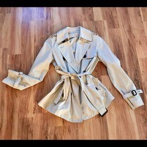 Banana republic trench coat