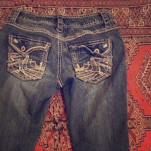 Maurices Denim - Super cute jeans 1/2 reg