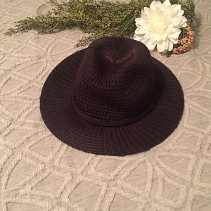 San Diego Hat Company Accessories - Four buttons Fedora by San Diego hat co.