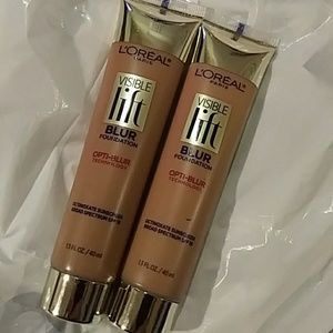 Other - L'oreal visible lift foundation bundle