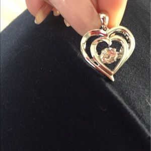 Kay Jewelers Jewelry - Kay's In Rhythm Silver Pendant