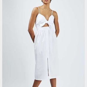 Topshop Dresses & Skirts - Topshop Cut Out Midi Sundress