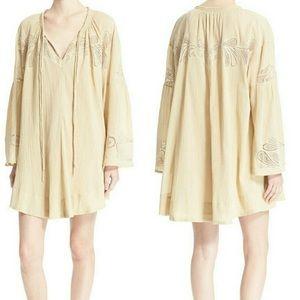 IRO Dresses & Skirts - NWT IRO ANTONIA COTTON Boho Peasant Dress