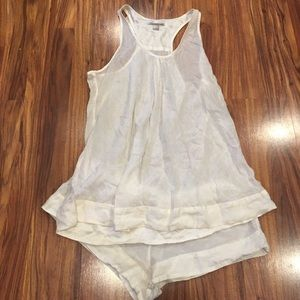Victoria's Secret sleep shorts tank set large L