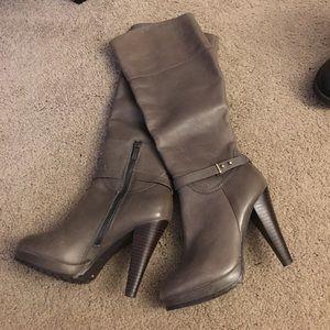 Colin Stuart Shoes - Colin Stuart grey boots