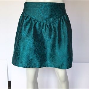Urban Outfitters Dresses & Skirts - {urban outfitters} teal colored skirt