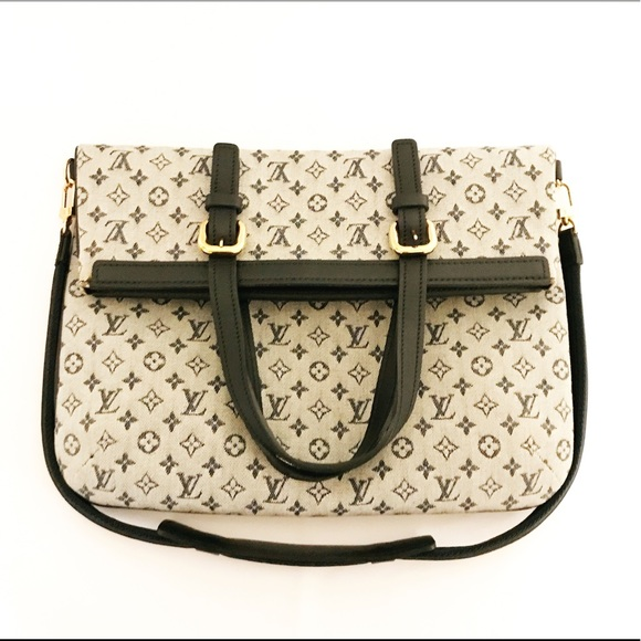 7754e82f54fc Louis Vuitton Handbags - Louis Vuitton Mini Lin Francoise Tote
