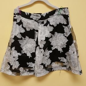 Lucca Couture Dresses & Skirts - Lucca Couture NWOT floral skirt AS