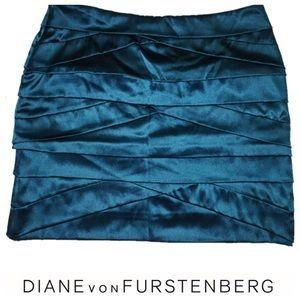 Diane von Furstenberg Dresses & Skirts - 🌷MAY SALE🌷DVF silk skirt