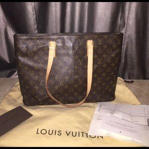 Louis Vuitton Handbags - 100% Authentic Louis Vuitton Luco