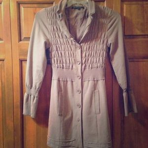 Katherine Barclay Jackets & Blazers - Boutique Style Fit & Flare Light Jacket