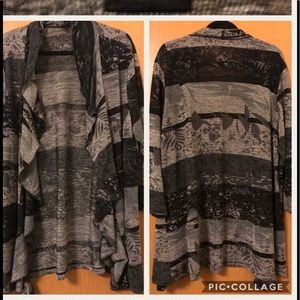 "Jackets & Blazers - 🛍 Thin waterfall dress ""jacket""."