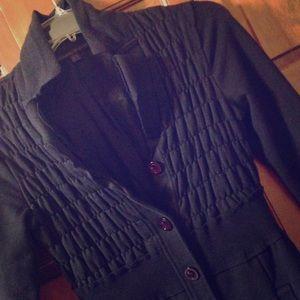 Katherine Barclay Jackets & Blazers - Boutique Style Fit & Flare Jacket