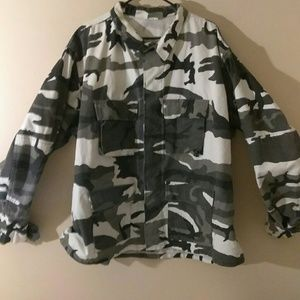 Propper Other - Proper military camo large top shirt tactical army