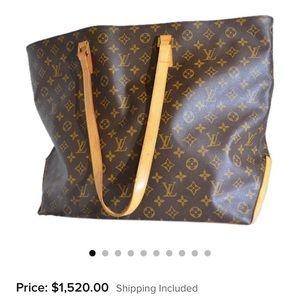 Louis Vuitton Handbags - ♥️Louis Vuitton monogram cabas alto XL