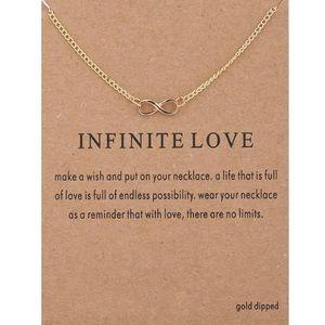 Dogeared Jewelry - Infinite Love Necklace