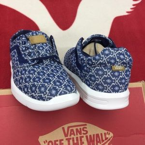 f84dd90daa Vans Shoes - Vans ISO 1.5 Eclipse Blanket Weave