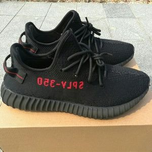 Yeezy Shoes - Yeezy 350 V2 Bred with Real Boost