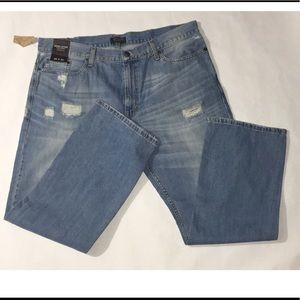 "Adam Levine Other - Adam Levine ""The Patriot"" Straight Fit Men Jeans"