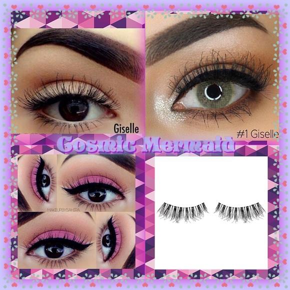 260dae2bb8a Huda Beauty Makeup   Gift Giselle 34 Lashesnew   Poshmark