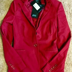 Guess by Marciano Jackets & Blazers - Make Your Own SALE! Guess by Marciano Red Blazer