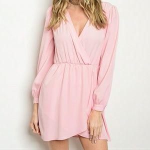 10.Deep Dresses & Skirts - Pink Dress